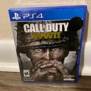 Call of Duty WWII COD PS4 World War 2
